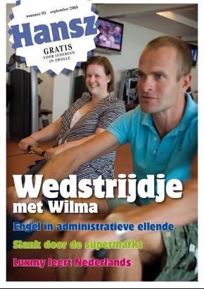 Hansz cover Wennemars